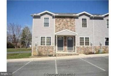 10711 Sunburst Gardens Drive UNIT D, Waynesboro, PA 17268 - MLS#: 1005560883