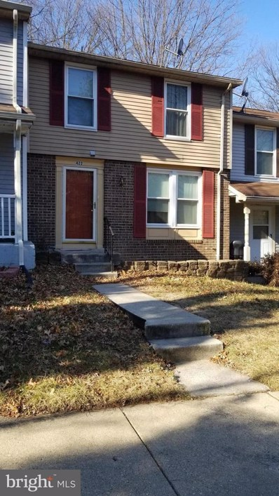 422 Shady Glen Drive, Capitol Heights, MD 20743 - MLS#: 1005561191