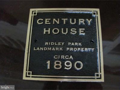 10 W Felton Street, Ridley Park, PA 19078 - MLS#: 1005601598