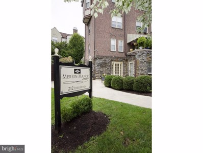 212 Idris Road UNIT H2, Merion Station, PA 19066 - MLS#: 1005603650