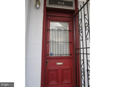 516 N 36TH Street, Philadelphia, PA 19104 - MLS#: 1005603750