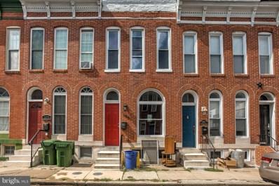 1404 Clarkson Street, Baltimore, MD 21230 - #: 1005605808