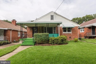 92 Sheridan Street NE, Washington, DC 20011 - MLS#: 1005608098