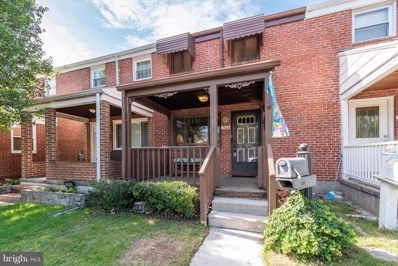 1906 Ormand Road, Baltimore, MD 21222 - #: 1005608232