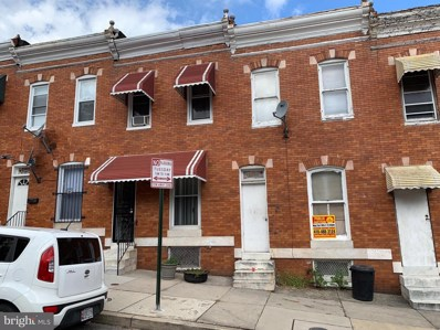 2538 Pratt Street, Baltimore, MD 21223 - MLS#: 1005608288