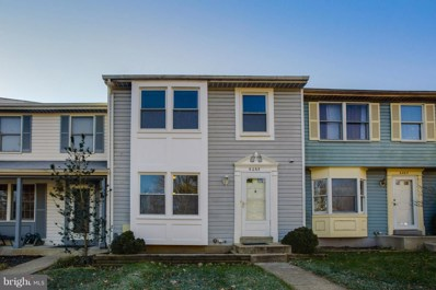 6065 Cedar Wood Drive, Columbia, MD 21044 - #: 1005608304