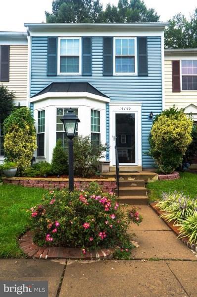 14759 Basingstoke Loop, Centreville, VA 20120 - MLS#: 1005608390