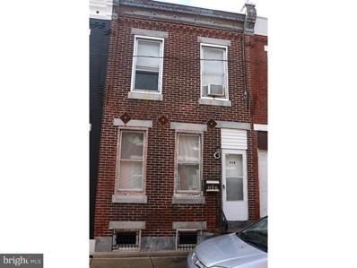 826 E Hilton Street, Philadelphia, PA 19134 - MLS#: 1005612992
