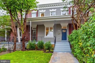 1632 Eckington Place NE, Washington, DC 20002 - #: 1005617768
