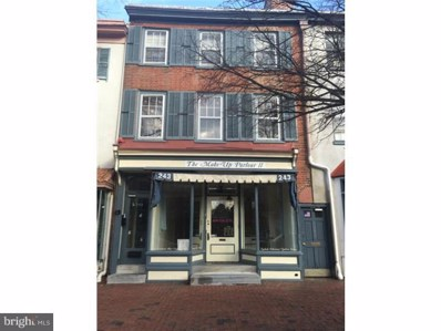 243 High Street, Burlington, NJ 08016 - #: 1005618362