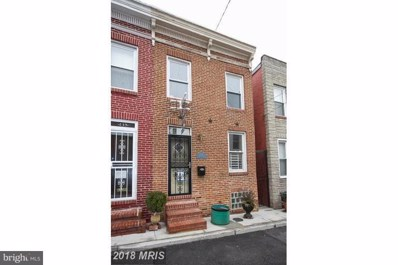 241 Madeira Street S, Baltimore, MD 21231 - #: 1005620402
