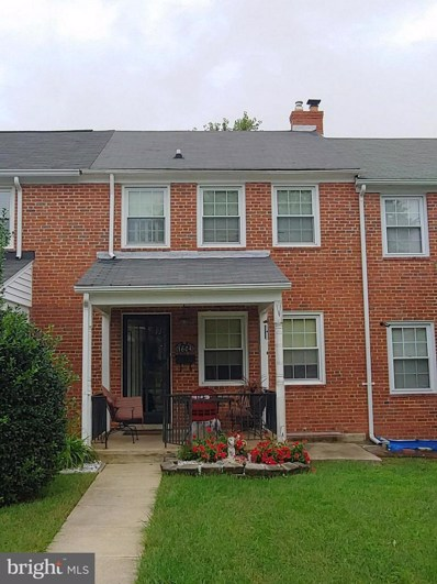 1604 Ramblewood Road, Baltimore, MD 21239 - #: 1005622510