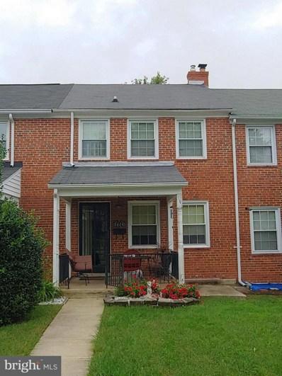 1604 Ramblewood Road, Baltimore, MD 21239 - #: 1005622510