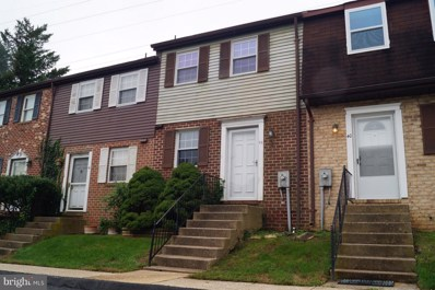 42 Ritters Ridge Court, Owings Mills, MD 21117 - #: 1005622518