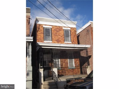 1217 Thurman Street, Camden, NJ 08104 - MLS#: 1005622536