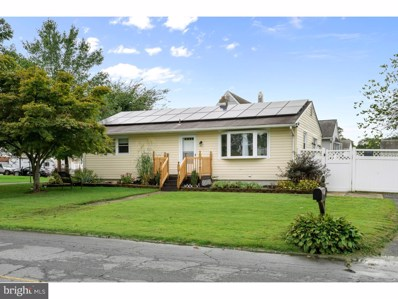 854 East Drive, Bordentown, NJ 08505 - MLS#: 1005668984