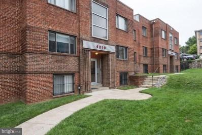 4210 Benning Road NE UNIT 4, Washington, DC 20019 - MLS#: 1005679140
