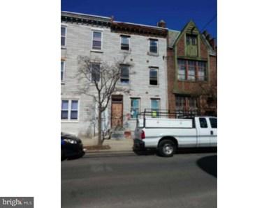 1621 W Thompson Street, Philadelphia, PA 19121 - MLS#: 1005680448