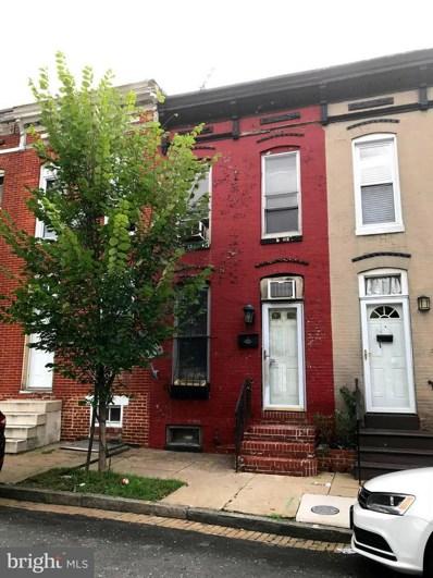 507 Castle Street, Baltimore, MD 21205 - MLS#: 1005681022
