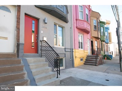 2414 Wharton Street, Philadelphia, PA 19146 - MLS#: 1005729001