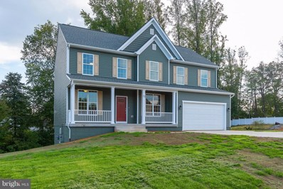 53 Hampton Park Road, Stafford, VA 22554 - #: 1005729077