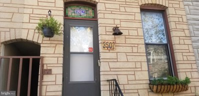 3507 Gough Street, Baltimore, MD 21224 - #: 1005750134