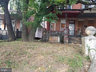 3823 Park Heights Avenue, Baltimore, MD 21215 - MLS#: 1005752950