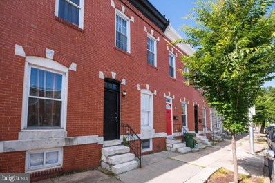 3217 Fairmount Avenue, Baltimore, MD 21224 - #: 1005763648