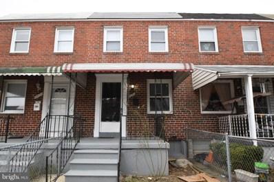 6431 Hartwait Street, Baltimore, MD 21224 - MLS#: 1005790513