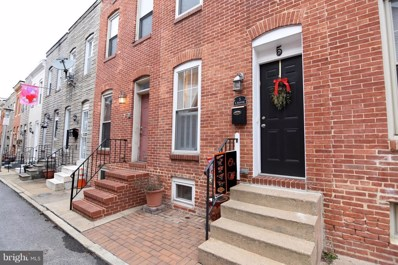 5 Bradford N Street, Baltimore, MD 21224 - MLS#: 1005813589