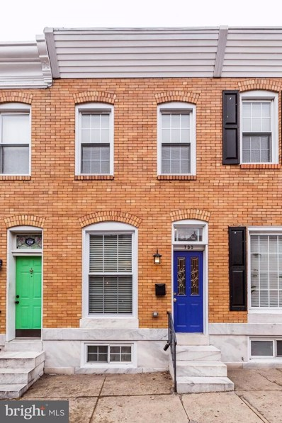 730 Curley Street S, Baltimore, MD 21224 - MLS#: 1005814003