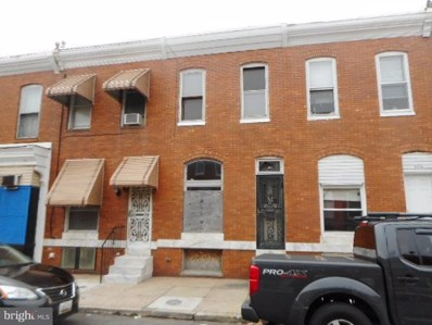 604 Curley Street N, Baltimore, MD 21205 - MLS#: 1005814079