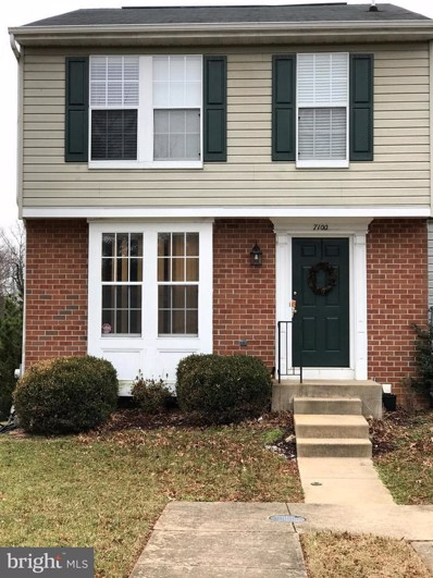 7100 Pahls Farm Way, Baltimore, MD 21208 - MLS#: 1005849933