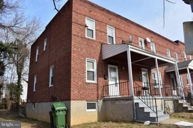 824 Montpelier Street, Baltimore, MD 21218 - MLS#: 1005883815