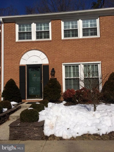 1753 Carry Place UNIT 257, Crofton, MD 21114 - MLS#: 1005884113