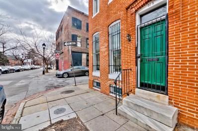 314 Penn Street, Baltimore, MD 21230 - MLS#: 1005892137
