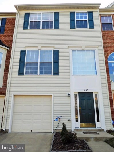 109 Raynar Court, Stafford, VA 22554 - MLS#: 1005912515