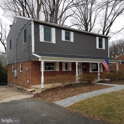 7222 Janet Place, Falls Church, VA 22046 - MLS#: 1005913337