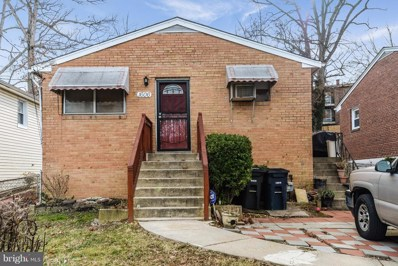 1606 Shamrock Avenue, Capitol Heights, MD 20743 - MLS#: 1005913339