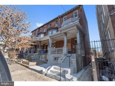 229 S 51ST Street, Philadelphia, PA 19139 - MLS#: 1005913939