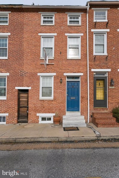 116 Hamburg Street E, Baltimore, MD 21230 - MLS#: 1005916777
