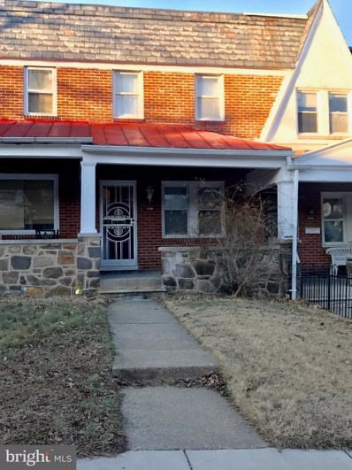 3708 Woodridge Road, Baltimore, MD 21229 - MLS#: 1005917745