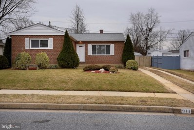 911 Bardswell Road, Catonsville, MD 21228 - MLS#: 1005918697