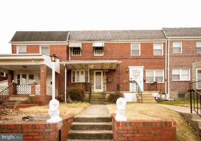 7821 Baltimore Street, Baltimore, MD 21224 - MLS#: 1005918847