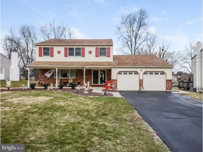 1284 Mearns Road, Warminster, PA 18974 - MLS#: 1005921377