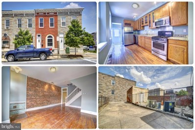 123 Highland Avenue S, Baltimore, MD 21224 - MLS#: 1005921625