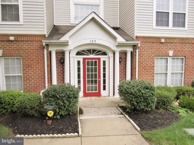 107 Sunshine Court UNIT C, Forest Hill, MD 21050 - MLS#: 1005928910