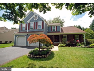 18 Bradford Lane, Plainsboro, NJ 08536 - MLS#: 1005932269