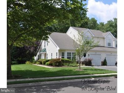 48 Kingston Boulevard, Hamilton, NJ 08690 - #: 1005932595