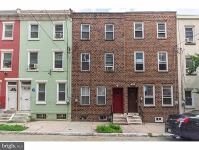 1709 W Thompson Street, Philadelphia, PA 19121 - MLS#: 1005932725